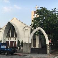 Photo taken at 廈門街浸信會 Amoy Street Baptist Church by Flamango C. on 5/2/2016