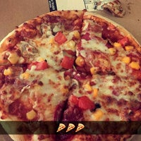 Photo taken at Domino's Pizza by Meltem A. on 4/9/2016