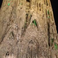 Foto tomada en Cripta de la Sagrada Família por Laly S. el 8/24/2016