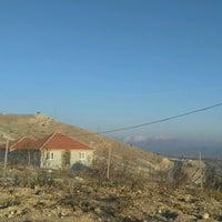 Photo taken at Korkuteli Kızılcadağ Yolu by Ismail H. on 11/27/2016
