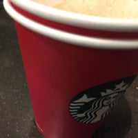 Photo taken at Starbucks by Jeneba G. on 12/3/2015
