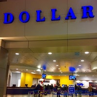 Photo taken at Dollar Rent A Car by Ming F. on 12/21/2015