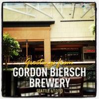 gordon biersch brewery restaurant brewery in seattle