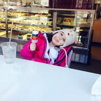 Photo taken at Crumbs Bake Shop by BRIAN S. on 3/1/2014