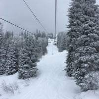 Photo taken at Pony Express Chairlift by Brian Y. on 3/15/2016