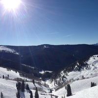 Photo taken at Back Bowls at Vail by Brian Y. on 1/19/2013