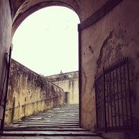 Photo taken at Pitti Palace by David M. on 1/6/2013