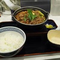 Photo taken at Yoshinoya by わに た. on 12/15/2017