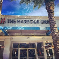 Photo taken at The Harbour Grill by Dani K. on 1/19/2015