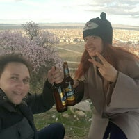 Photo taken at Afyon Şahin Tepesi by Burju E. on 3/11/2016