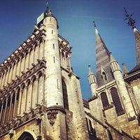 4/13/2013にChristophe C.がÉglise Notre-Dameで撮った写真