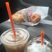 Photo taken at Dunkin' Donuts by Nate -. on 10/23/2015