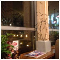 Photo taken at Coffee Hall Панорама by Polina Z. on 10/25/2016
