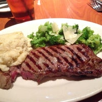 Photo taken at Black Angus Steakhouse by Garry M. on 4/20/2014