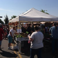 Photo taken at Farmers Market by Garry M. on 8/17/2014