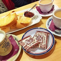 Photo taken at Komeda's Coffee by さら on 11/20/2016