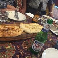 Photo taken at Ahmet's Turkish Restaurant by Sahar D. on 4/25/2016