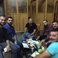 Photo taken at İki Göbek Hamamı by Ömer T. on 9/3/2016