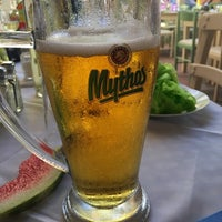 7/25/2016 tarihinde Luke B.ziyaretçi tarafından Myrtios'de çekilen fotoğraf