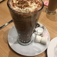 Photo taken at Costa Coffee by Nat K. on 12/1/2016
