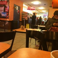 Photo taken at Dunkin Donuts by John W. on 12/13/2014