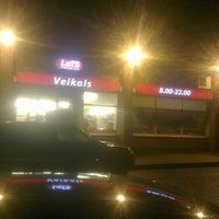 Photo taken at Veikals LaTs | Vandzenē by Nauris B. on 12/18/2015