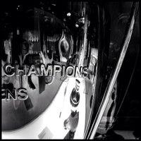 Photo taken at Museu Futbol Club Barcelona by Aleix on 6/11/2013