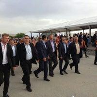 Photo taken at Bayramiç Ankara yolu by Şimşek Y. on 5/23/2016