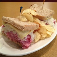 Photo taken at Jason's Deli by Kevin L. on 1/20/2013