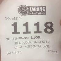 Photo taken at Pejabat PTPTN Negeri Selangor by MIZZ J. on 2/8/2017