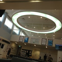 Photo taken at Chevron Hangar by Kitty P. on 12/25/2012