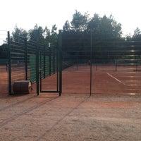 Foto scattata a Metsälän tenniskentät da m.c. n. il 8/6/2014