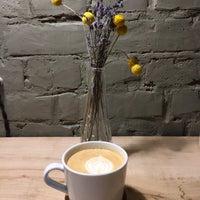 Снимок сделан в Frank Coffee пользователем Julia M. 10/5/2017