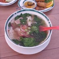 Photo taken at Kaosamai Thai Restaurant & Caterer's by David H. on 9/7/2013