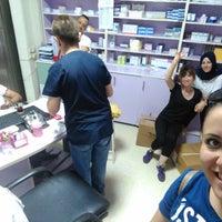 Photo taken at Soma Devlet Hastanesi Eczanesi by Melek T. on 8/10/2016