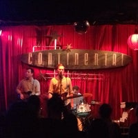 Photo taken at Continental Club by Tammy P. on 7/28/2013
