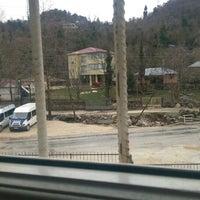 Photo taken at yoğunoluk ortaokulu by Özge G. on 3/4/2016