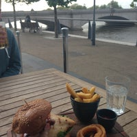 Photo taken at Putney Wharf by Anna L. on 6/1/2013