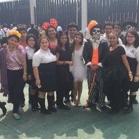 Foto tomada en COLEGIO ANGLO MEXICANO por Anya L. el 10/30/2015