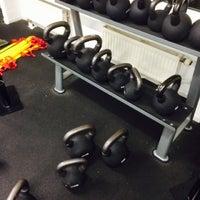 Photo taken at Flexx Fitness Köln-Sülz by Christina on 8/7/2014