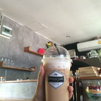 Photo taken at GIMMICK COFFEE by Nuttida S. on 7/8/2016
