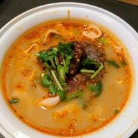 10/14/2017 tarihinde Joanna F.ziyaretçi tarafından Xi'an Famous Foods'de çekilen fotoğraf