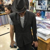 Photo taken at Sam's Tailor by Rosh M. on 2/19/2016