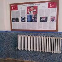 Photo taken at Gazi Universitesi İİBF A Blok Amfi 1 by Fatma Nazlı A. on 9/30/2016