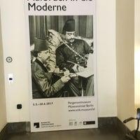 Photo taken at Museum für Islamische Kunst im Pergamonmuseum by Christian F. on 6/5/2017