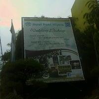 Photo taken at Hotel Bumi Wiyata by Yanuar L. on 11/11/2012