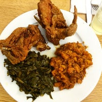 Photo taken at Mitchell's Soul Food by Hassan E. on 5/10/2015