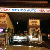 Photo taken at Instant Mexico Auto Insurance by Mark A. on 11/14/2012