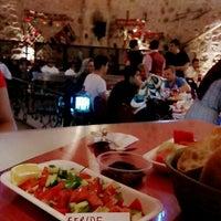 Photo taken at Üçler Restaurant by Feride A. on 6/16/2016
