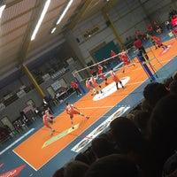 Photo taken at Volley Asse Lennik by Inne W. on 1/16/2016